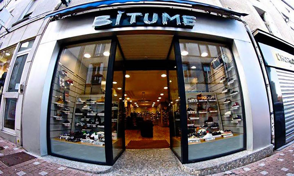 Bitume magasin de chaussures cholet - Magasin chaussure cholet ...