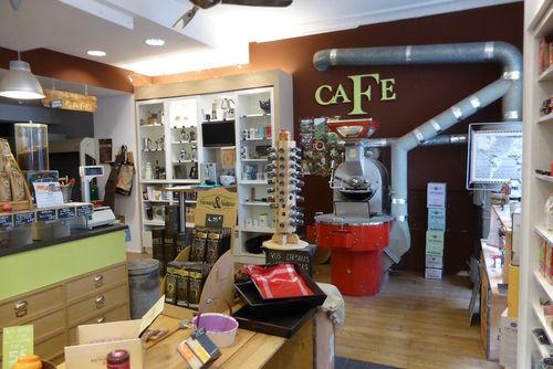 Arcades Coffee Cholet