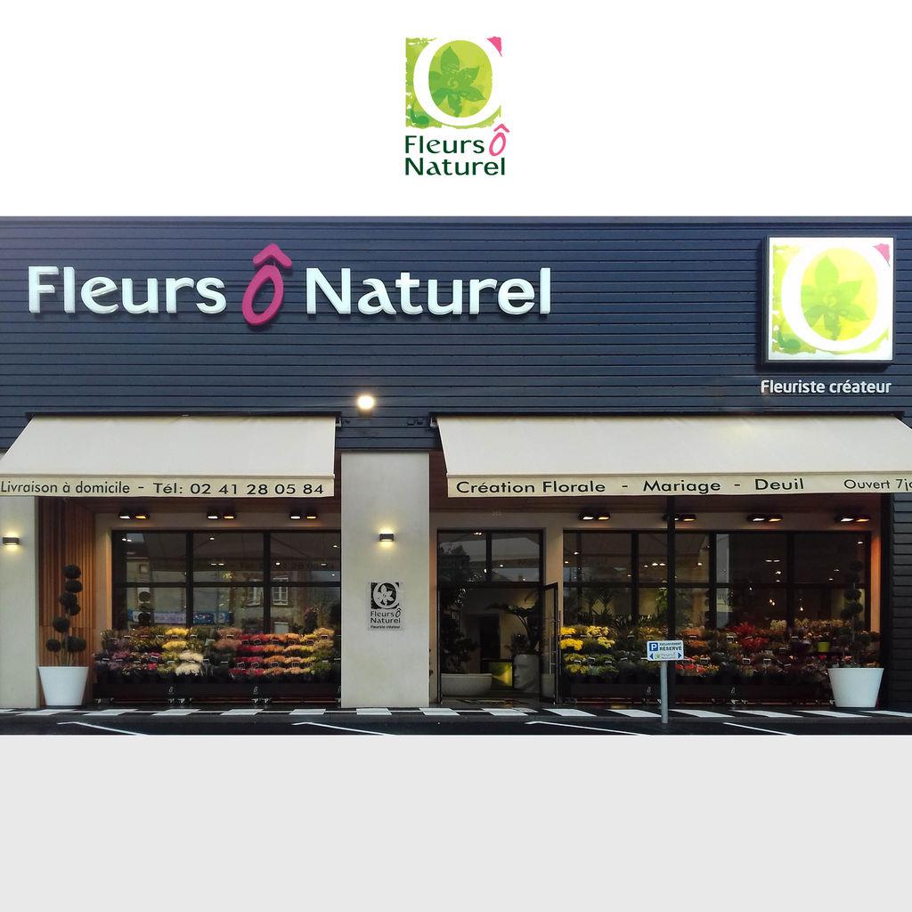 FLEURS Ô NATUREL Fleuriste à Cholet