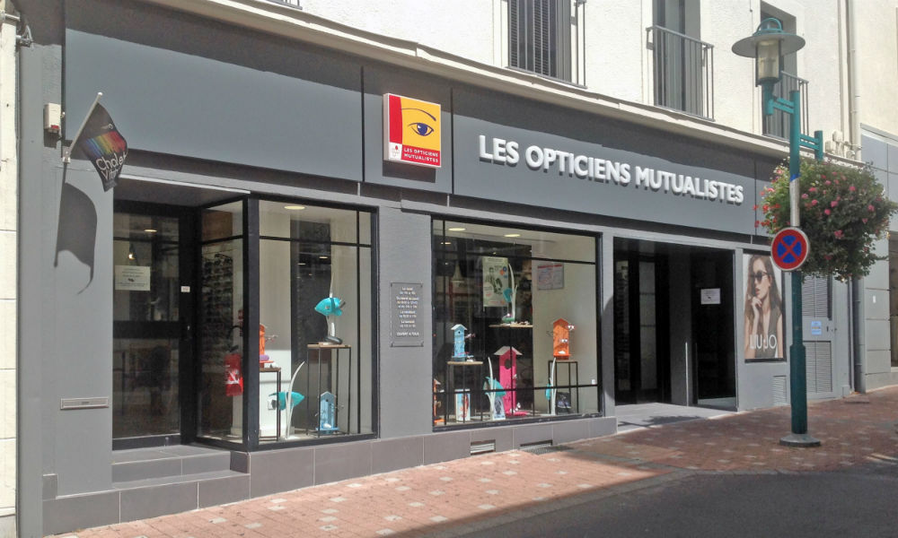 LES OPTICIENS MUTUALISTES centre