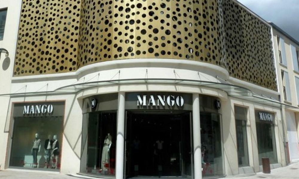 mango magasin de v u00eatements  u00e0 cholet