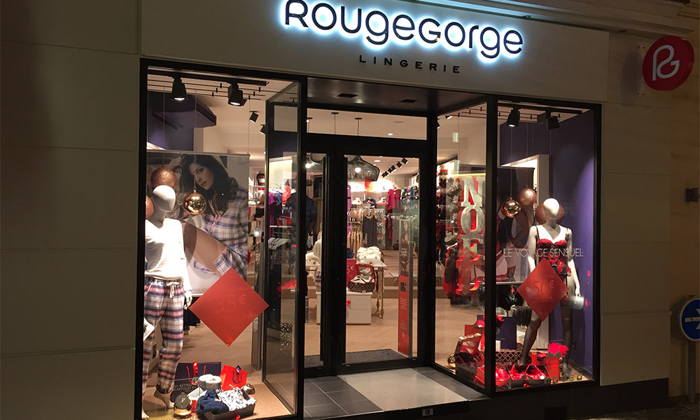 ROUGE-GORGE-LINGERIE