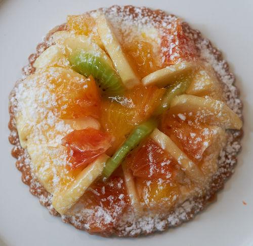 la tarterie de l u0026 39 orangerie restaurant  u00e0 cholet
