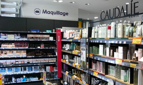 Grande Pharmacie maquillage Cholet